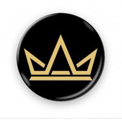 Placka - Originální Logo Madam Royal - průměr 37 mm