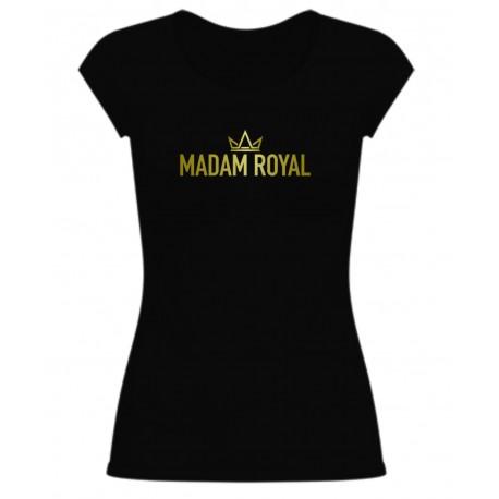 Tričko Pure - dámské - Originální Logo Madam Royal