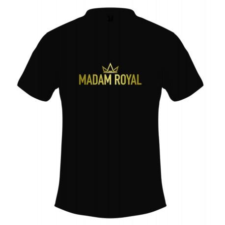 Tričko Basic - pánské - Originální Logo Madam Royal